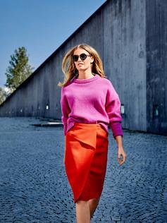 Модные тенденции 2018   Fashion Girl 899758a4493