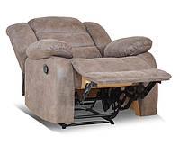 """Стильное кресло с механизмом реклайнер """"Ashley"""" (Эшли)"""