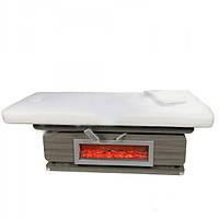 Массажная стол с подогревом на эл.управлении кушетка 987А