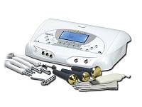 """Аппарат для косметологии микротоки, уз чистка, фонофорез  3-в-1 """"Skin Expert"""" модель 5566"""