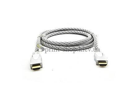 Аудио видео HDMI-HDMI шнур 1,8м (69-004), фото 2