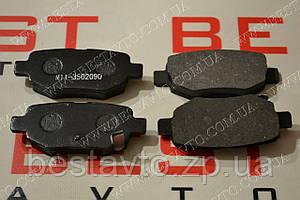 Колодки тормозные задние eastar/m11