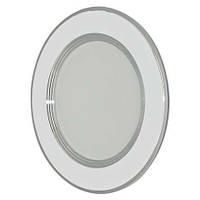 Светодиодная панель Lemanso LM 455 12W 4500K кругл. белый  Код.58531