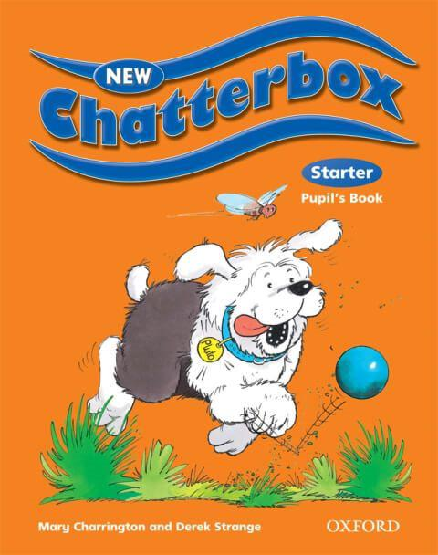 New Chatterbox Starter Pupil's Book (Учебник)