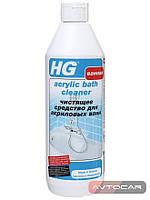 Чистящее средство для акриловых ван HG, 500 мл