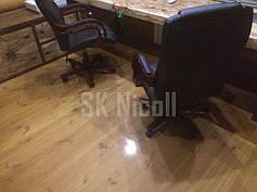 Защитный коврик под кресло 0,8мм размером 1,25*2м