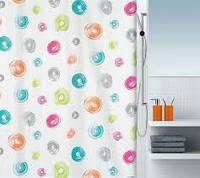 Шторка для ванной комнаты Spirella BRUSH, 180х200 см