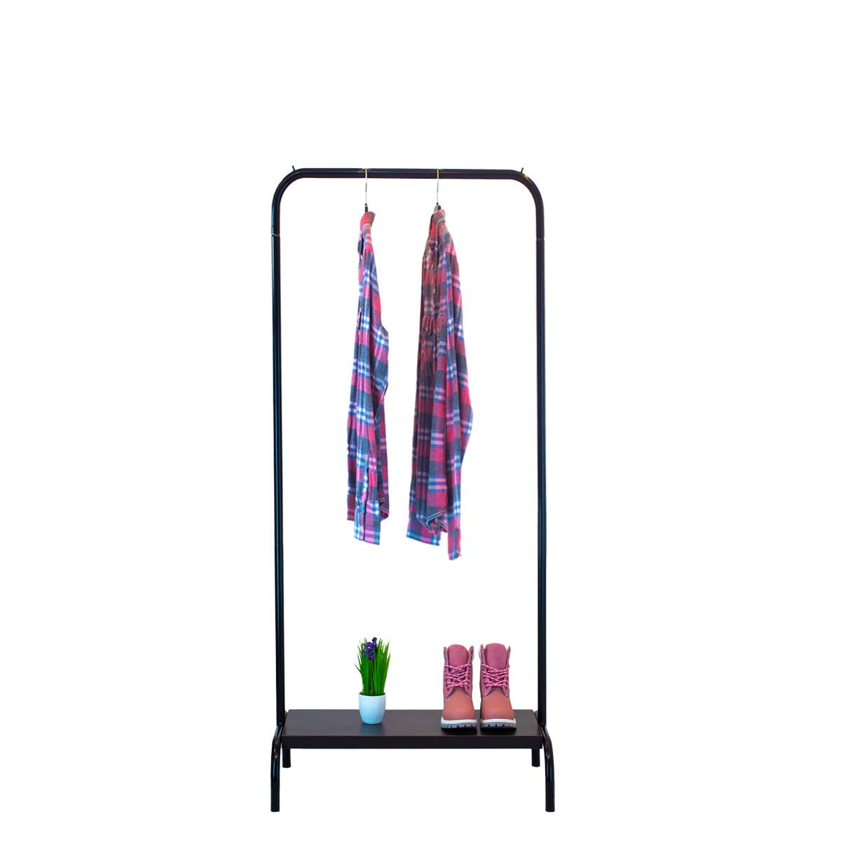 """Стойка напольная для одежды """"Лофт 2А"""" - 185x70x48,5 см"""