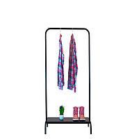 """Стойка напольная для одежды """"Лофт 2А"""" - 185x70x48,5 см, фото 1"""