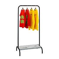 """Стойка напольная для одежды """"Лофт 2А"""" - 160x70x48,5 см"""