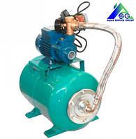 Насосная станция для водоснобжения (подачи воды в дом и полива)PKM60 24 л.(Напор 35м.Подача 35л/мин)
