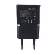 Зарядное устройство SAMSUNG ETA-U90CBC Черное от сети 220В для смартфона и планшета