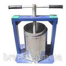 Пресс для сока Вилен 20л, нержавеющая сталь, фото 3