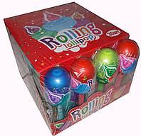 Леденцы на палочке Rollin lollipop 30 шт Prestige