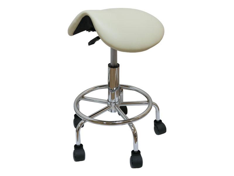 Стул-седло для мастера модель 841 бежевый
