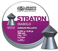 Пули пневматические JSB Diabolo Straton
