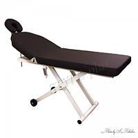 Кушетка косметологическая Массажный стол с регулировкой высоты (электроподъемник)