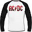 "Футболка с длинным рукавом AC/DC ""Black Ice"", фото 2"
