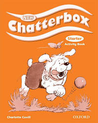New Chatterbox Starter Activity Book (Рабочая тетрадь)