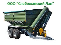 🇺🇦 Перегрузочный бункер накопитель ПБН-16