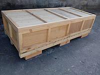Деревянный ящик, фанерная тара
