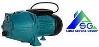 Поверхностный самовсасывающий насос для подачи воды в дом и полива  JET100A(a)