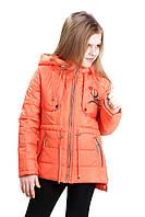 """Детская курточка для девочки """"Нео"""""""