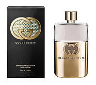 Мужская туалетная вода Gucci Gucci Guilty Diamond Limited Edition Pour Homme