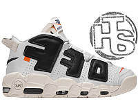 Мужские кроссовки Nike Air More Uptempo x Off-White AA4060-201