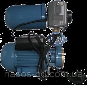 Насосная станция гидрофор Kenle HF WZ 250 для воды 0.37кВт Hmax30м Qmax30л/мин (вихревой насос) 1л (810025)