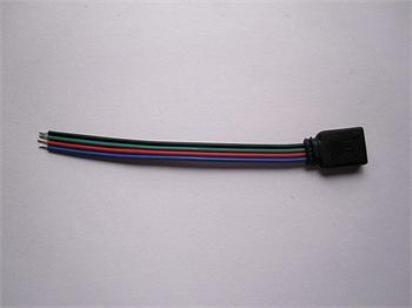Коннектор RGB 4 pin Код.55954