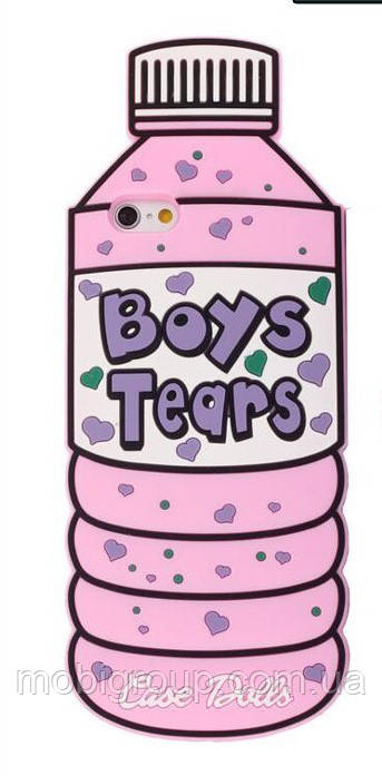 Силиконовый чехол Boys Tears iPhone 7