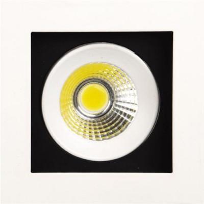 Світлодіодний світильник Horoz (HL6721L) 8W 6400K білий (поворотний стельовий) Код.57379