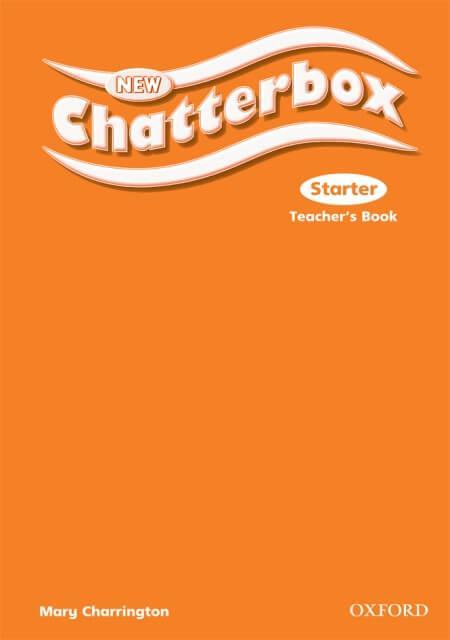 New Chatterbox Starter Teacher's Book (Книга учителя)