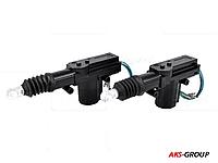 Привод центрального замка (актуатор) 2 шт 5 проводов Elegant  EL 101 514