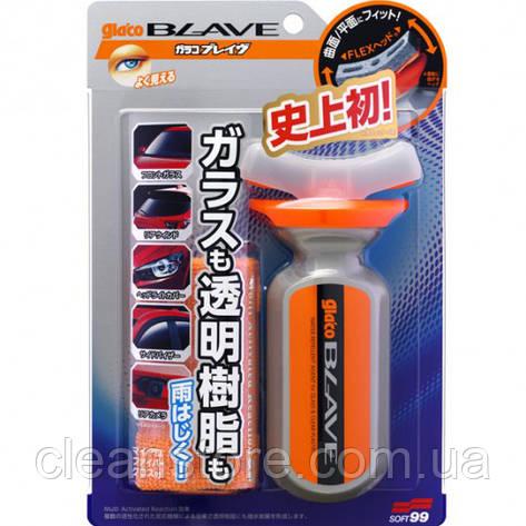 """Антидождь для стёкол и пластика Soft99 """"GLACO BLAVE"""", фото 2"""
