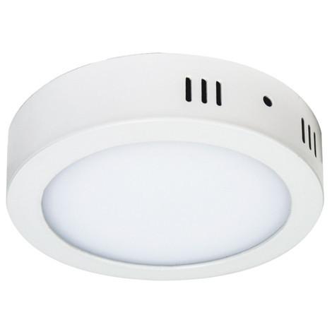 Светодиодный cветильник накладной Feron AL504 18W 5000K круглый белый Код.57939