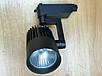 Світлодіодний світильник трековий SL-4003 30W 3000К чорний Код.58051, фото 2