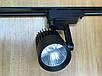 Світлодіодний світильник трековий SL-4003 30W 3000К чорний Код.58051, фото 3