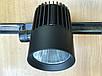 Светодиодный трековый светильник SL-4003 30W 6400К черный Код.58052, фото 3