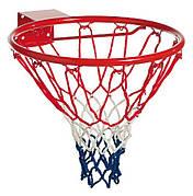 Кольцо баскетбольное C-1816-1 + сетка! Распродажа!