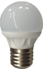 Світлодіодна лампа Lemanso LM312 7.2 W G45 Е27 2700K Код.58468