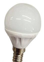 Світлодіодна лампа Lemanso LM313 7.2 W G45 Е14 2700K Код.58469