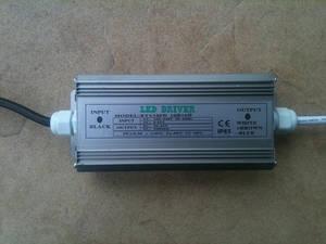 Драйвер для світлодіодного прожектора 100W IP65 Код. 58535
