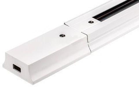 Трек для LED светильника SL-01/Тбелый (1м )  Код.57165