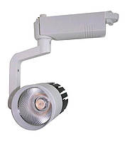Светодиодный трековый светильник SL 20TRL/WW2 20W 3000К белый Код.58559