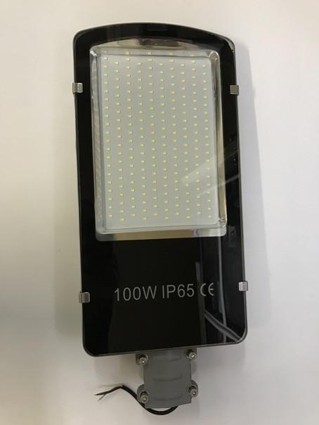 Світлодіодний вуличний консольний світильник SL CAB53-100 100W 6500K IP65 Код.58821