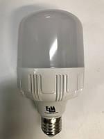 Светодиодная лампа высокомощная  ELM 18-0105 20W TOR PA10 E27 6500K Код.58834