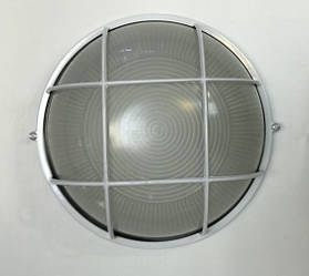 Світлодіодний світильник для ЖКГ антивандальний BL1102L 10W круглий. білий IP54 Код.58871