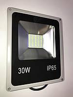 Светодиодный прожектор со встроенным датчиком движения PREMIUM SL-030D 30W 6000K IP 65 Код.57026